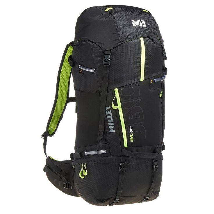Millet Ubic 60+10 MILLET - Sacs à dos Randonnée, Camping - Decathlon