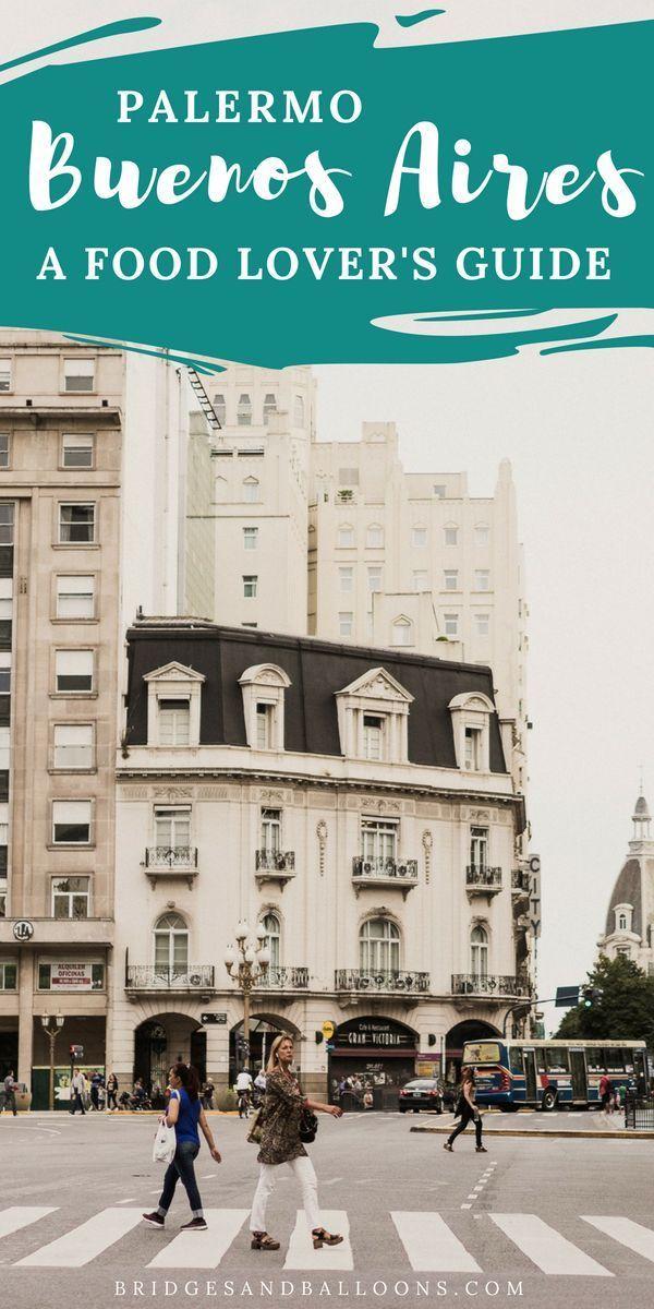 High ten cafés in Palermo, Buenos Aires