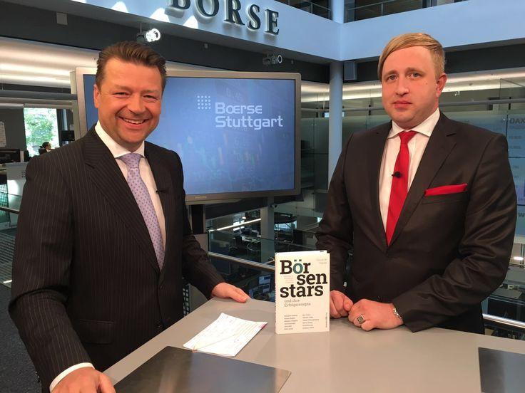 Interview Börse Stuttgart: Holger Scholze im Gespräch mit Börsenstratege Ulrich W. Hanke