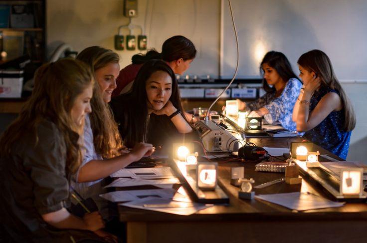 Corpus Christi College, Cambridge STEM Women Summer School!