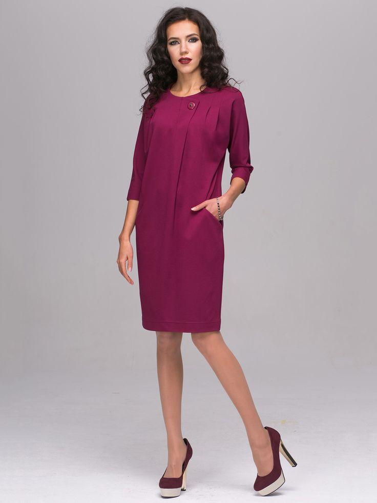 Платье цвета фуксии - Jet - 2689672