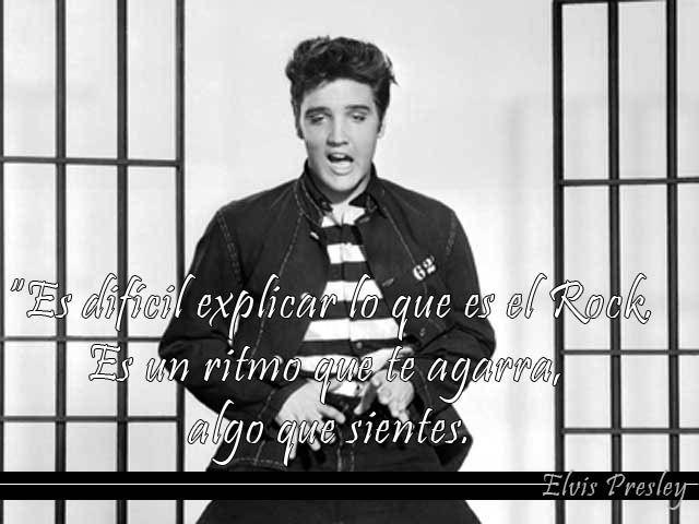 Elvis Presley, frases, citas, imágenes y memes