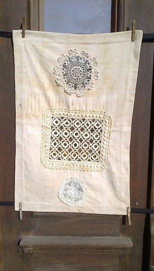 Curtain or tablecloth by recyclingroom on Etsy, $35.00