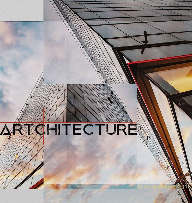 Art_Chitecture Rotterdam by Ed Leatemia