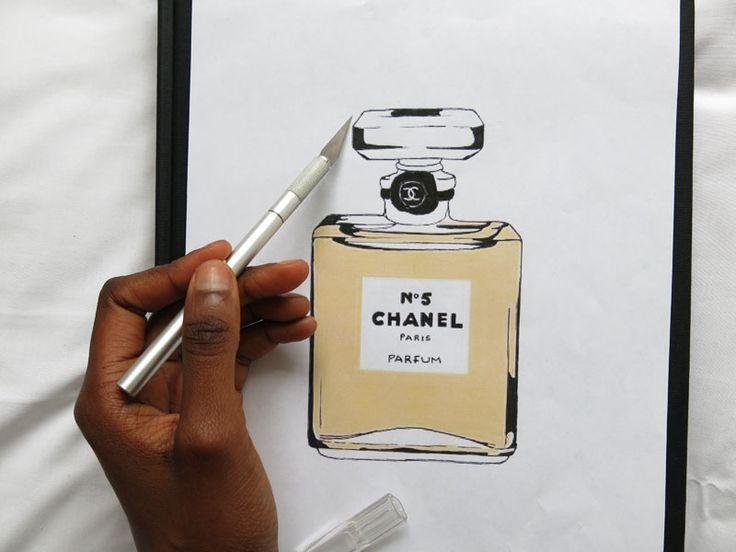 chanel 5 perfume