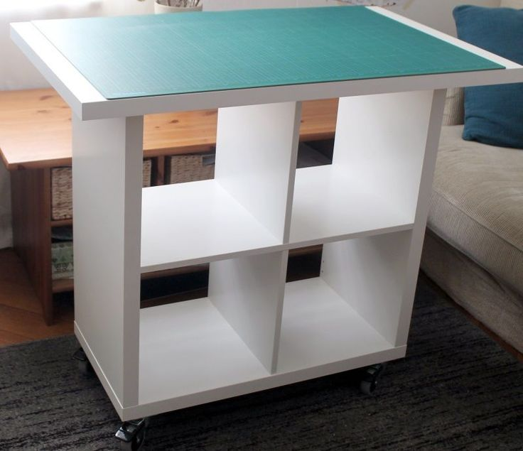 ikea hack cutting table #92