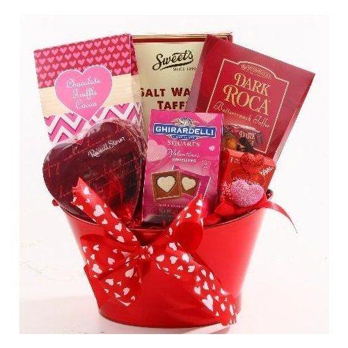 Best 25+ Valentine gift baskets ideas on Pinterest | DIY ...