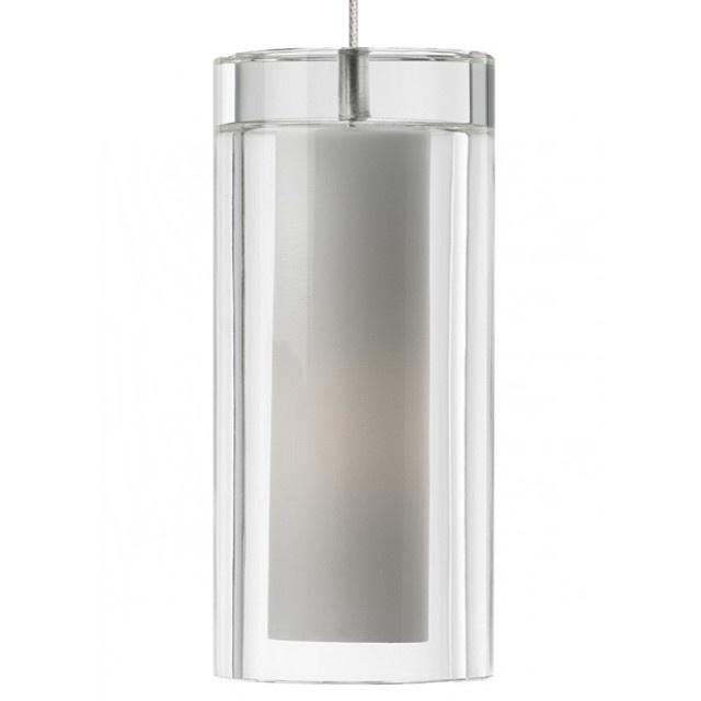 "Sara Low Voltage Pendant, $236, ""canopy sold separately"", 2.6"" W X 5.9"" H"