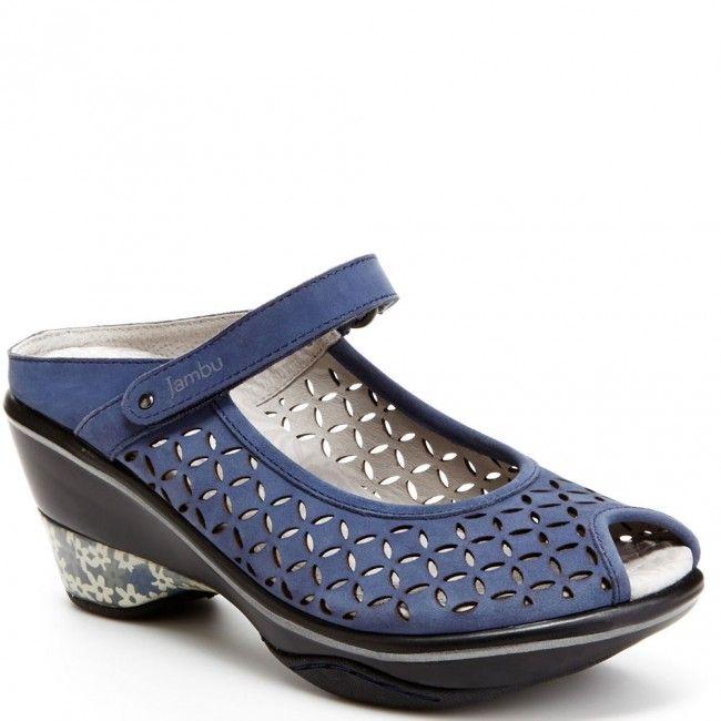 WJ16JOE73 Jambu Women's Journey Encore Casual Shoes - Navy www.bootbay.com