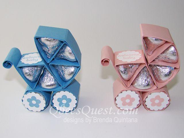 Hershey's Kisses - Homemade Cards, Rubber Stamp Art, & Paper Crafts - Splitcoaststampers.com