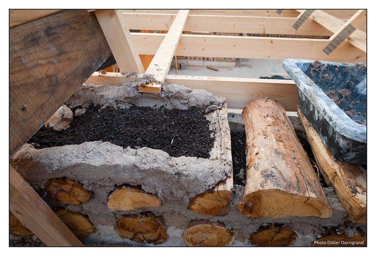 Maison en bois cord maisons pinterest recherche for Recherche maison en bois