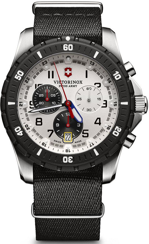 Victorinox Swiss Army Watch Maverick Sport Chronograph #bezel-unidirectional #bracelet-strap-synthetic #brand-victorinox-swiss-army #case-material-steel #case-width-43mm #chronograph-yes #classic #date-yes #delivery-timescale-call-us #dial-colour-silver #gender-mens #movement-quartz-battery #official-stockist-for-victorinox-swiss-army-watches #packaging-victorinox-swiss-army-watch-packaging #style-sports #subcat-maverick #supplier-model-no-241680-1…
