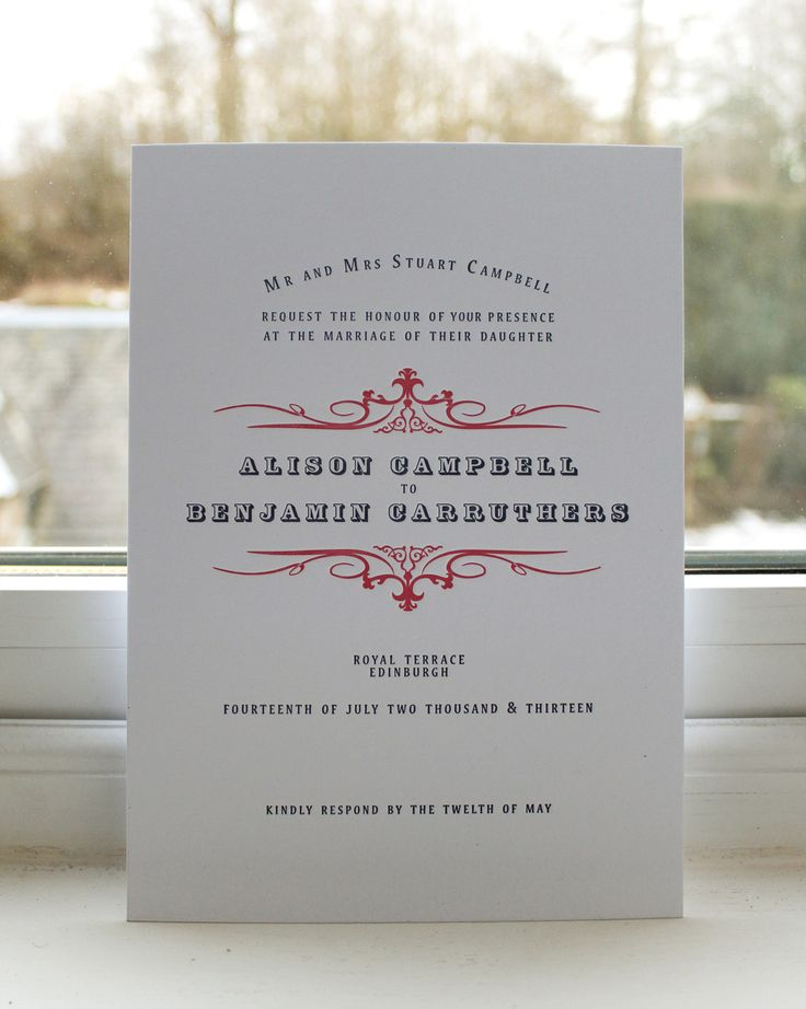 deer hunter wedding invitations%0A The Hunter Press is a Letterpress and Foil Print Studio  located near  Edinburgh Scotland  UK  Specialising in Small Business  Wedding and  Wholesale