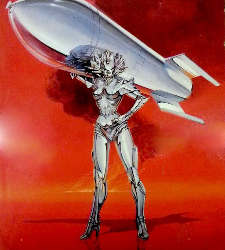 Japanese Sci Fi Art Iso50 Blog: 17 Best Images About Nostalgia Time: 70's, 80's Art On