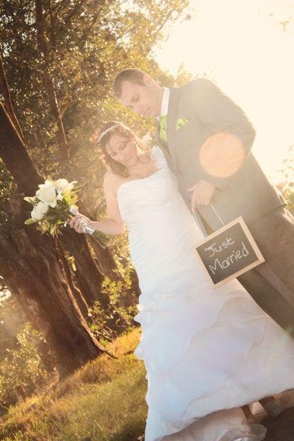 just maried!!!! in port elizabeth such a neat wedding