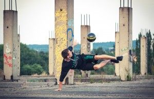 http://the-soccer-drills.com/how-to-learn-freestyle-soccer/  How to learn freestyle soccer?
