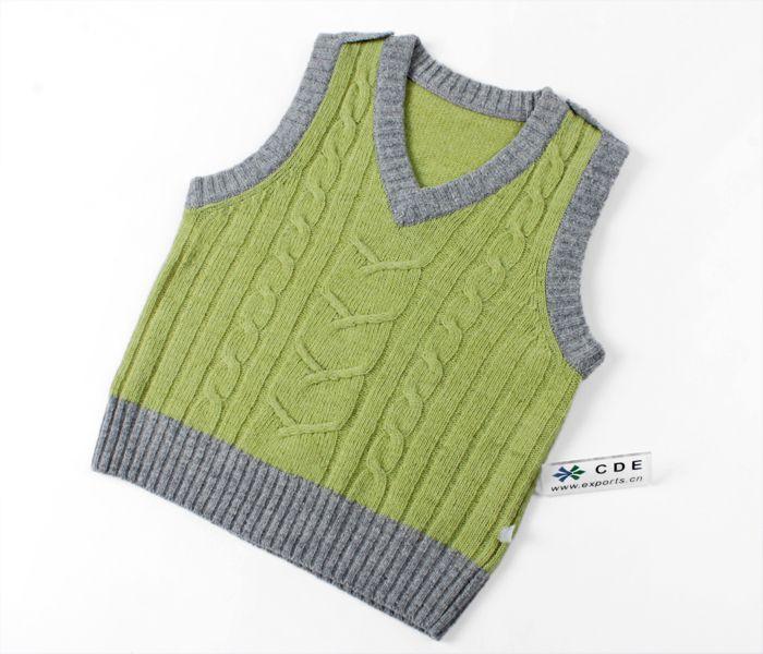 boy knit vest - Google Search Boys Knitting Pinterest ...