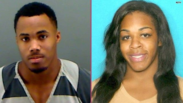 A Texas College football player is accused of killing his girlfriend after he allegedly found out that she was actually a man
