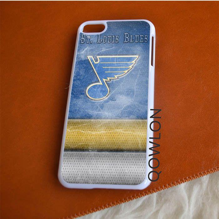 St Louis Blues Hockey iPod Touch 6 | 6TH GEN Case