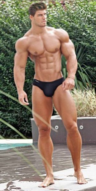 981 Best Tall Steve Muscle Images On Pinterest-2023