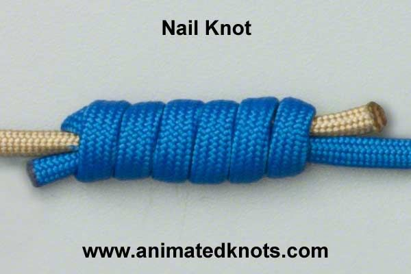 Animated Knots by Grog. Very cool - this site shows LOTS of knots and how to tie them, from scouting to fishing to macramé!