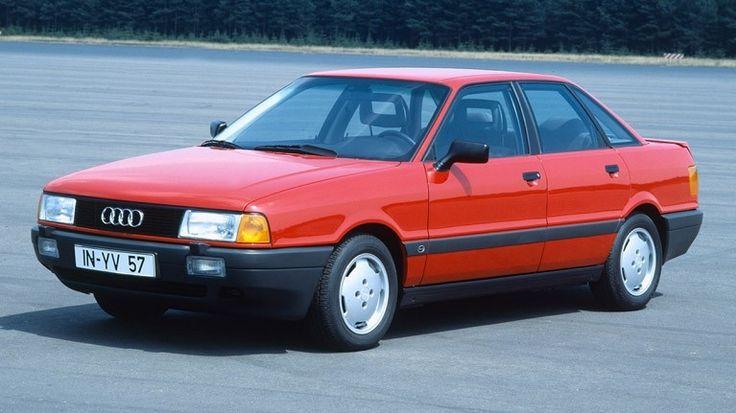 #Audi 80, 1990