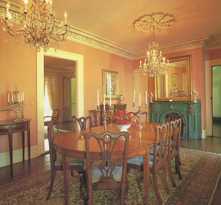 The Myrtles Plantation Dining Room I Wanna Be a Southern
