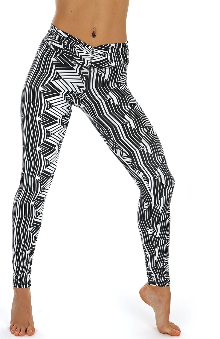 Vestem Geometric Leggings | Daisy Fitness Wear