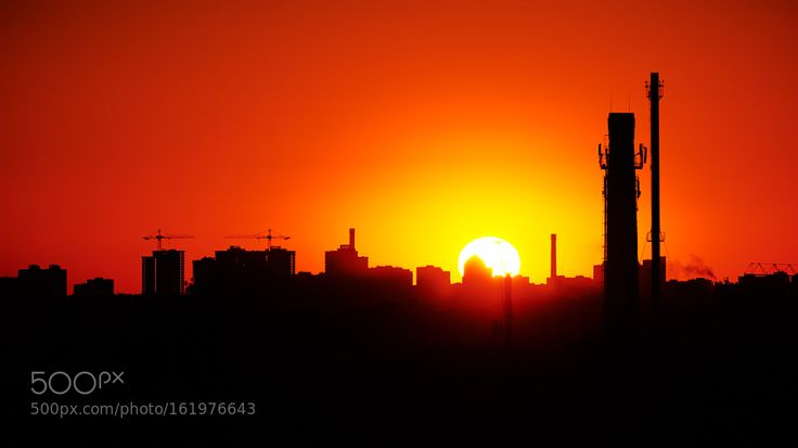 Silhouette of the city by vitaliyholovin #architecture #building #architexture #city #buildings #skyscraper #urban #design #minimal #cities #town #street #art #arts #architecturelovers #abstract #photooftheday #amazing #picoftheday