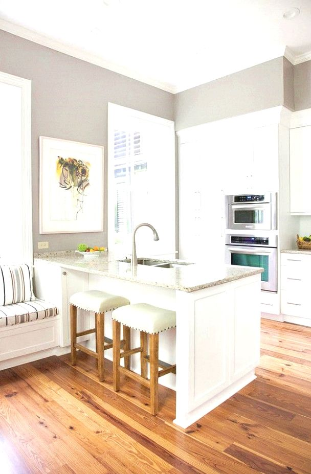 Kitchen design tips Lots of accessories or a lot of furniture can
