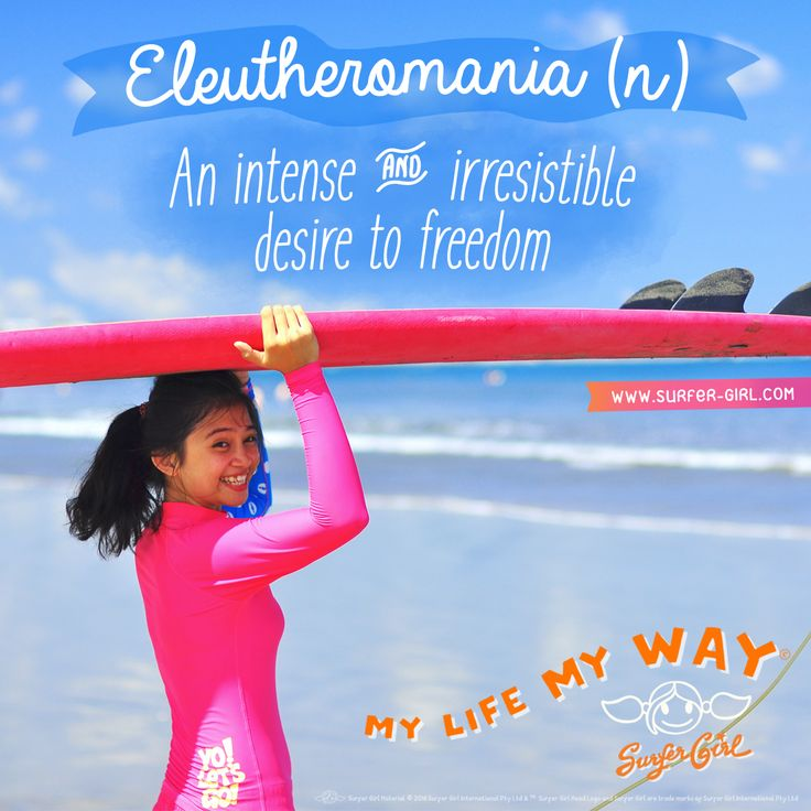 It's Friday <3 I'm feeling this huge excitement building up in me :) Here's the perfect word to describe it ^^ Love, Summer <3 #ilovesurfergirl #mylifemyway #beach #excitement #weekend #surfing #girl #tropical #word #freedom