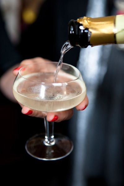 7 Simple Champagne Cocktails to help you Ring in the New Year in Style