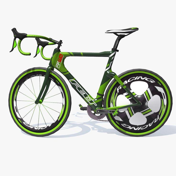 max touring bicycle