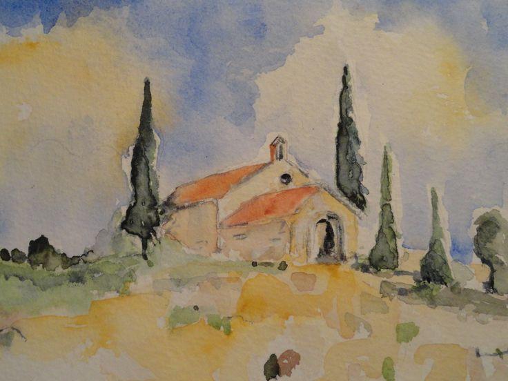 Chapel St.Sixte- Egaylière