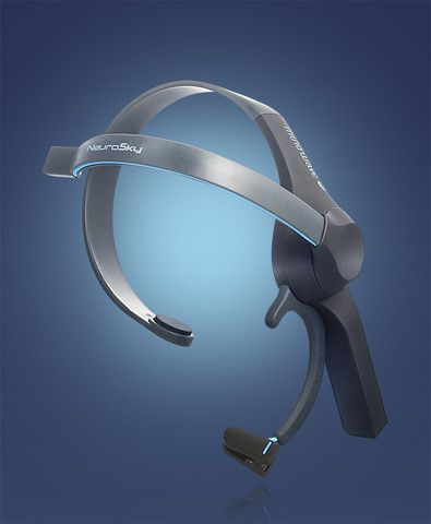 MindWave Mobile Headset, Using only your mind to control your computer, I have always wanted   Telekinesis