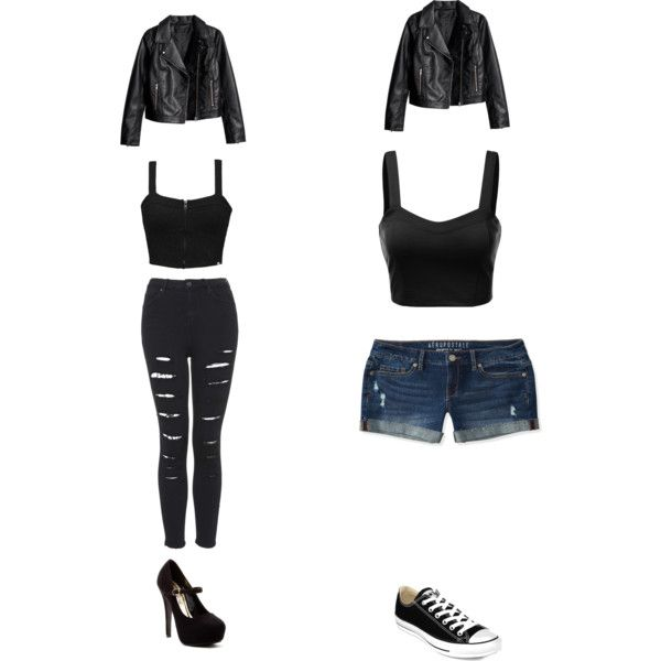 My favorite Wwe wrestling diva Paige inspired outfit. And outfits that I wear