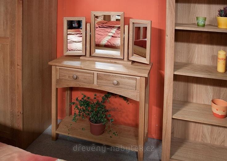 Zrcadlo stolní 3-dílné  22940