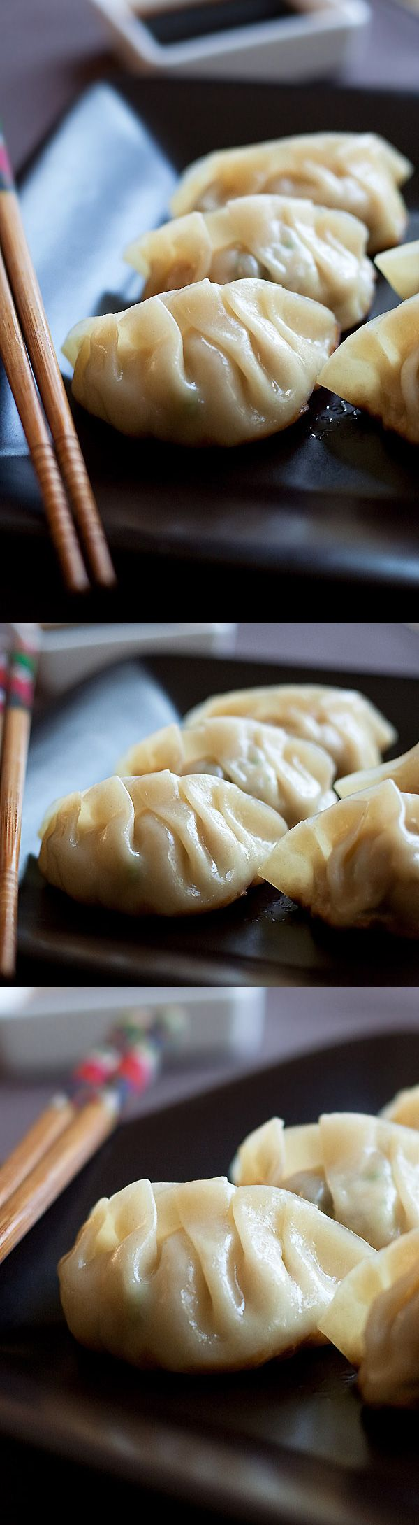 Gyoza Recipe – Gyoza are Japanese dumplings. Learn how to make the best gyoza with this quick & easy recipe that takes only 30 minutes | rasamalaysia.com