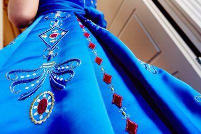 Designer Diamond Royale Dress by Husqvarna Viking