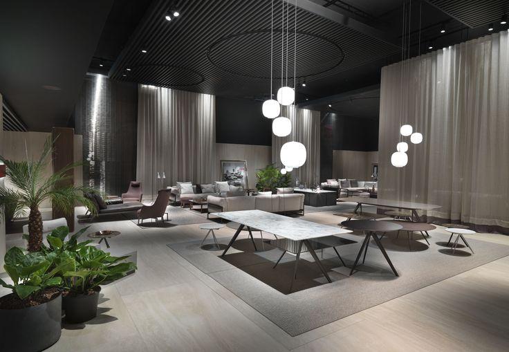 #FLEXFORM ZEFIRO tables collection #design Antonio Citterio. Find out more on www.flexform.it
