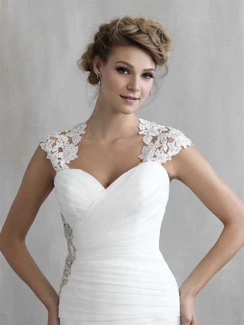 Can You Add Sleeves To A Wedding Dress