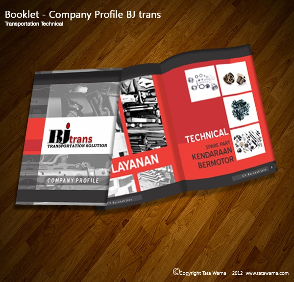Best Booklet Company Profile Images On   Booklet