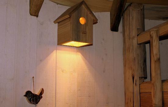 Chateaux Dans les Arbres: décoration chambre d'enfants