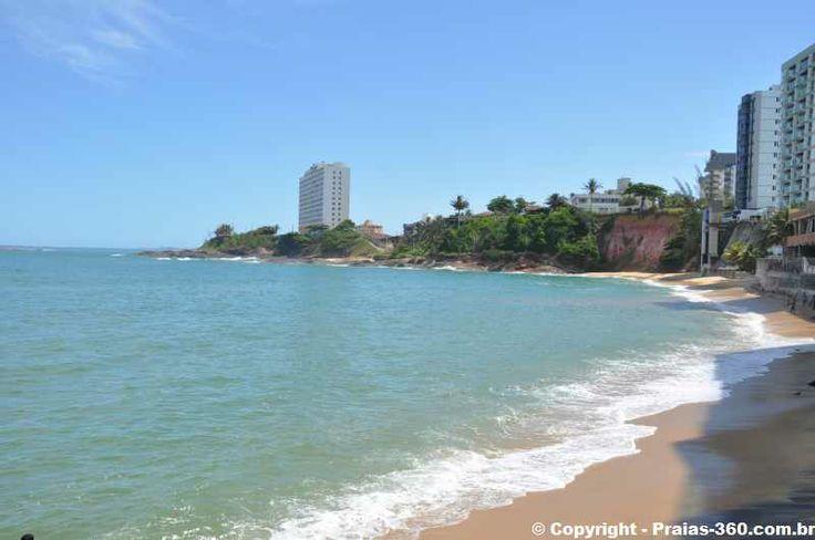 Espírito Santo - Praia da Areia Preta