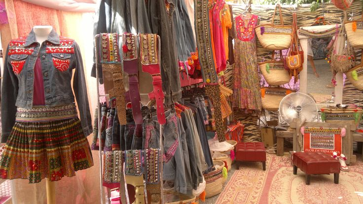 Our Store in Las Dalias Market.....@flordevidaibiza