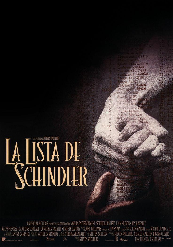 La lista de Schindler (1993) - Ver Películas Online Gratis - Ver La lista de…