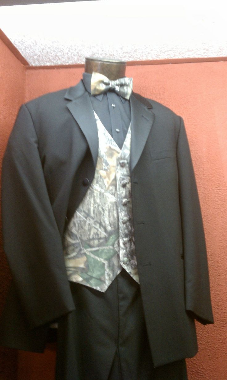 18 Best Images About Camo On Pinterest Formal Suits
