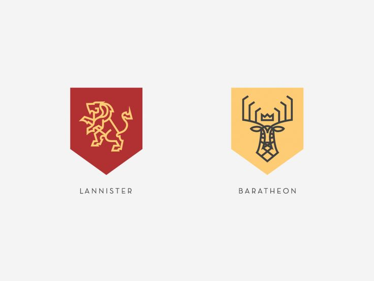Darrin Crescenzi: Logos, Design Darrin, Banners Redesign, Thrones Redesign, Awesome Redesign, House, Families, Crest, Clean Redesign