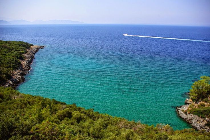 Arkeoloji Dia: Aydın - Güzelçamlı / Dilek Yarımadası Milli Parkı ( Dilek Peninsula National Park )