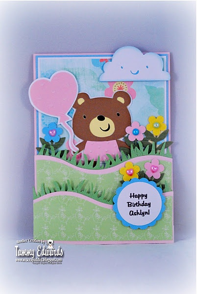 Create a Critter Cartridge. How cute!
